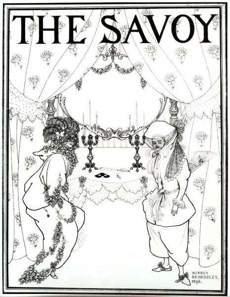 Title Page of The Savoy No 1